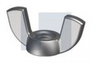 STAINLESS-STEEL-WING NUT-PERTH